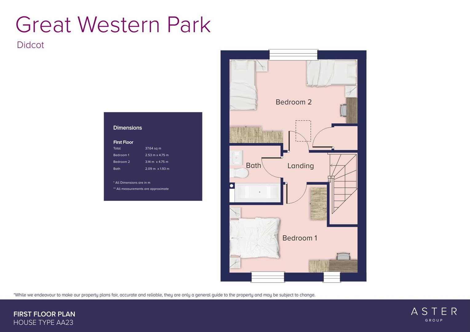 Great Western Park, Didcot_House Type_AA23_FF_F.jp